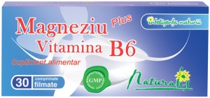 Mg plus Vit B6